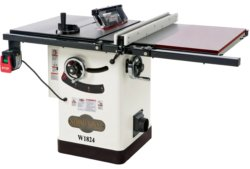 Shop Fox Table Saw W1824